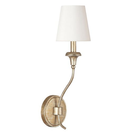 Capital Lighting Capital Lighting Ansley Sable Sconce 8051SA-558