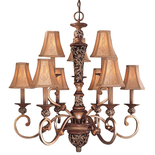 Minka Lavery Two-tier Chandelier 1559-477