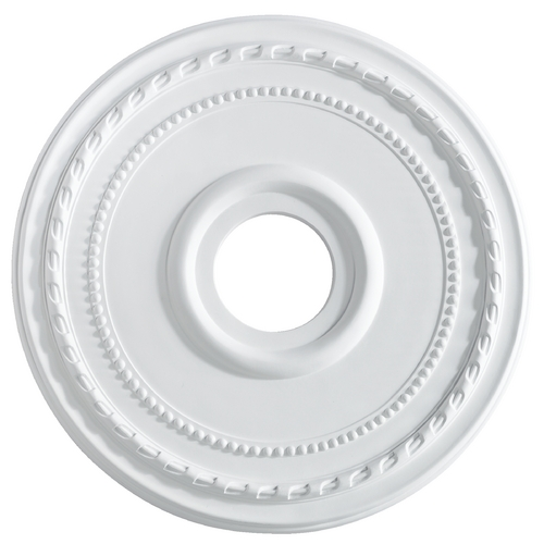 Quorum Lighting Quorum Lighting Studio White Ceiling Medallion 7-2605-8