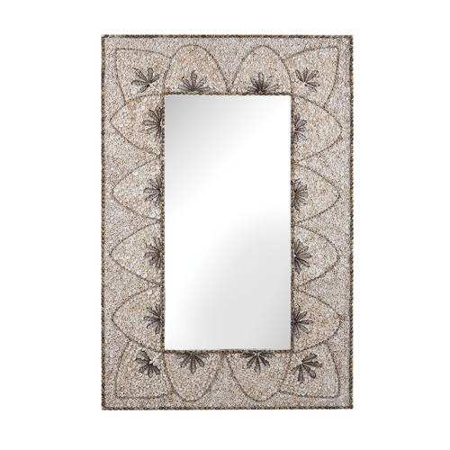 Dimond Lighting Flower Arc Shell Mirror 163-005
