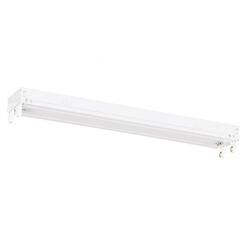 Sea Gull Lighting Modern Flushmount Light in White Finish 59021L-15