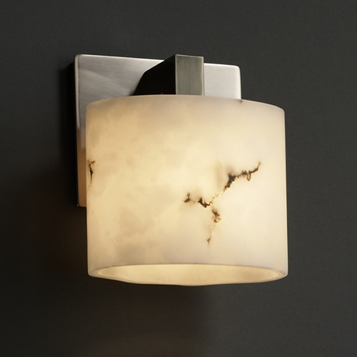 Justice Design Group Justice Design Group Lumenaria Collection Sconce FAL-8931-30-NCKL