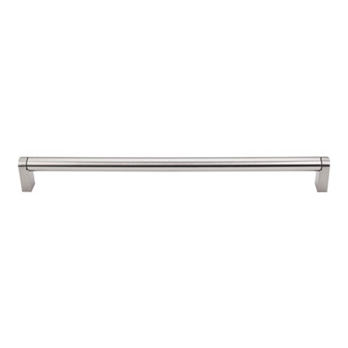 Top Knobs Hardware Modern Cabinet Pull in Brushed Satin Nickel Finish M1008