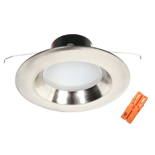 Recesso Lighting by Dolan Designs Recesso Satin Nickel LED Retrofit Module For Title 24 Conversion 10904-09  KIT W/MALE WIRE CONNECTOR