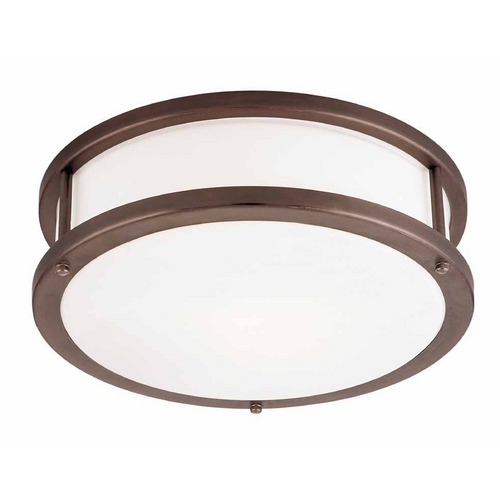 Access Lighting Access Lighting Conga Bronze Flushmount Light C50080BRZOPLEN1218BS