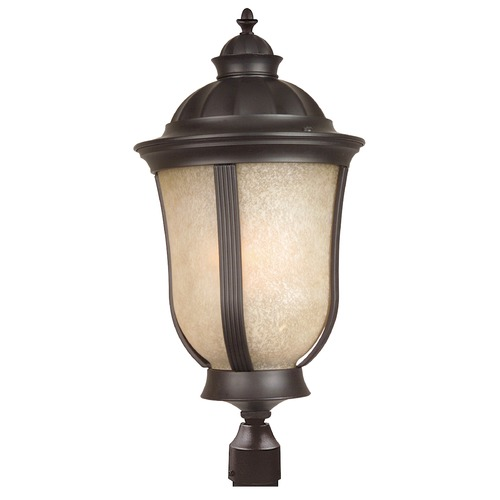 Craftmade Lighting Craftmade Lighting Frances II Oiled Bronze Post Light Z6125-92