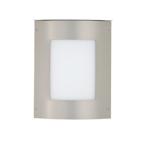 Besa Lighting Besa Lighting Moto Brushed Aluminum Outdoor Wall Light 105-WA-BA