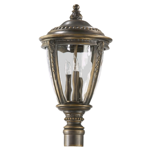 Quorum Lighting Quorum Lighting Pemberton Bronze Patina Post Light 7325-3-39