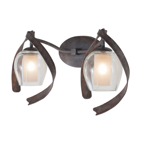 Kalco Lighting Kalco Lighting Solana Oxidized Copper Bathroom Light 7542OC