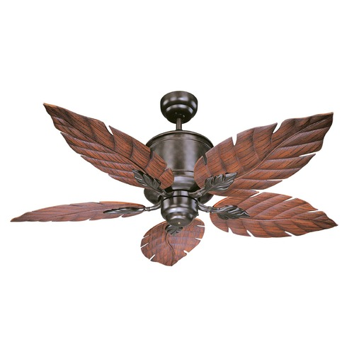 Savoy House Savoy House English Bronze Ceiling Fan Without Light 52-083-5RO-13