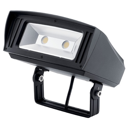 Kichler Lighting Kichler Lighting Landscape LED Textured Black LED Flood - Spot Light 16225BKT30TR