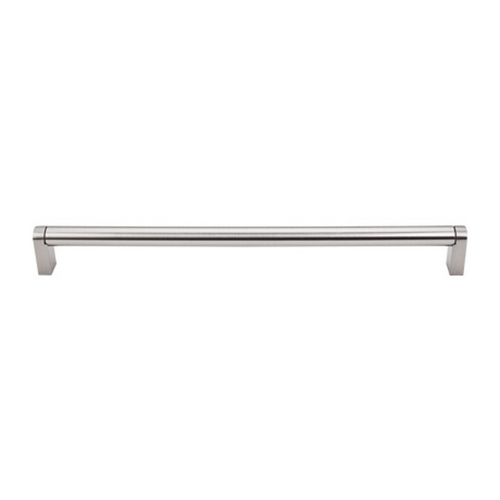 Top Knobs Hardware Modern Cabinet Pull in Brushed Satin Nickel Finish M1009