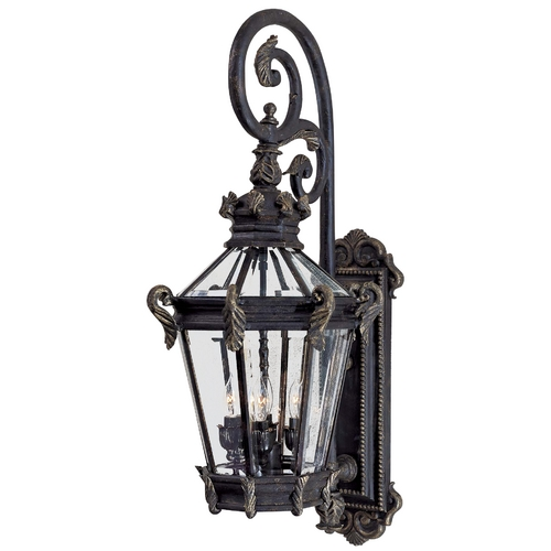 Minka Lavery Oversize 33-1/2-Inch Outdoor Wall Light 8932-95