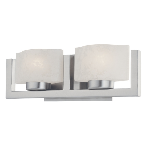Dolan Designs Lighting Two-light bathroom Light 2247-09