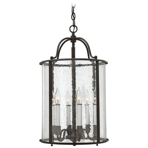 Hinkley Hinkley Gentry 6-Light Olde Bronze Pendant Light 3478OB