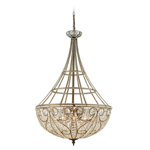 Elk Lighting Elk Lighting Elizabethan Dark Bronze Pendant Light 15967/10