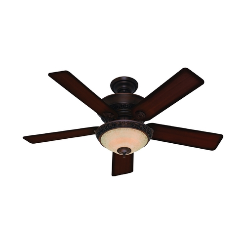 Hunter Fan Company Hunter Fan Company Italian Countryside Cocoa Ceiling Fan with Light 53200