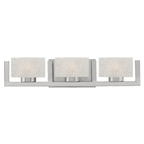 Dolan Designs Lighting Three-light bathroom Light 2248-09