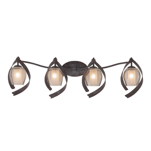 Kalco Lighting Kalco Lighting Solana Oxidized Copper Bathroom Light 7544OC