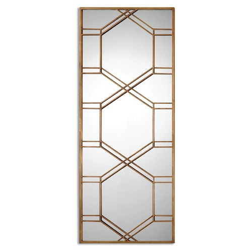 Uttermost Lighting Uttermost Kennis Gold Leaf Leaner Mirror 13922