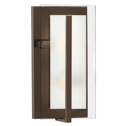 Hinkley Lighting Hinkley Lighting Latitude Oil Rubbed Bronze Sconce 3992OZ