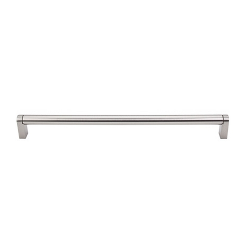 Top Knobs Hardware Modern Cabinet Pull in Brushed Satin Nickel Finish M1011