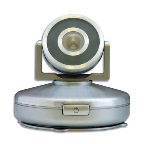 Lancer and Loader Lighting Lancer & Loader Silver High Output LED Directional Spot Light LPL748