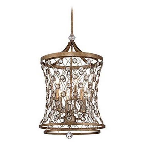 Metropolitan Lighting Metropolitan Arcadian Gold Pendant Light N6586-272