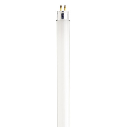 Satco Lighting Fluorescent T5 Light Bulb Bi-Pin Base 6500K by Satco Lighting S2909