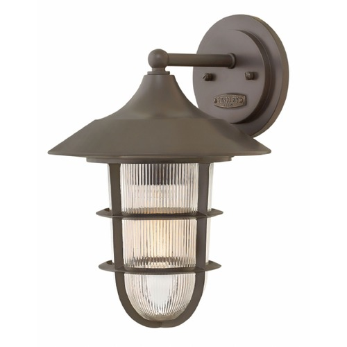 Hinkley Lighting Hinkley Lighting Marina Bronze Outdoor Wall Light 2484BZ