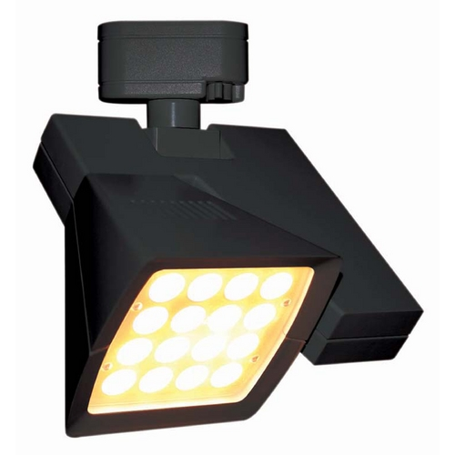 WAC Lighting Wac Lighting Black LED Track Light Head J-LED40F-27-BK