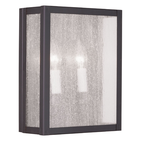 Livex Lighting Livex Lighting Milford Bronze Sconce 4050-07