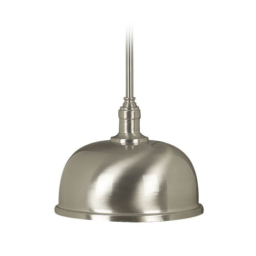 Kenroy Home Lighting Modern Mini-Pendant Light 91610BS