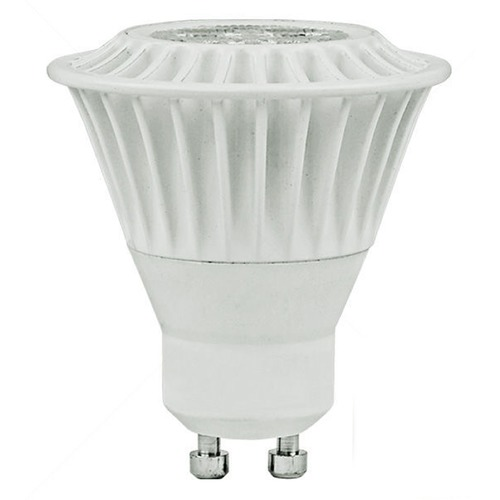 TCP Lighting TCP Dimmable Flood LED MR16 GU10 Light Bulb - 50-Watt Equivalent LED7GU10MR1630KFL