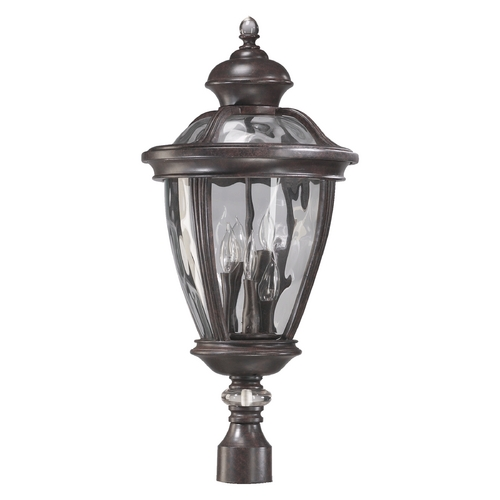 Quorum Lighting Quorum Lighting Sloane Baltic Granite Post Light 7221-5-45