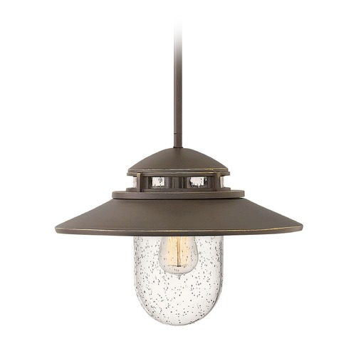 Hinkley Lighting Hinkley Lighting Atwell Oil Rubbed Bronze Outdoor Hanging Light 1112OZ