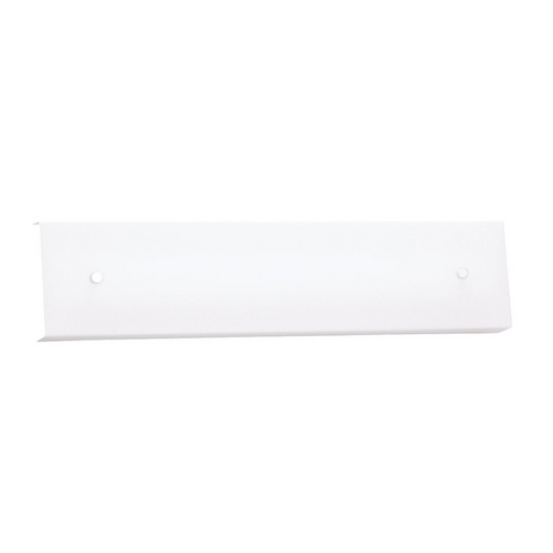 Sea Gull Lighting Modern Flushmount Light with White in White Finish 59038LE-15
