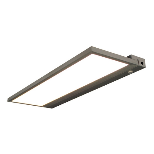 WAC Lighting Wac Lighting Brushed Aluminum 12-Inch LED Linear Light LN-LED12-30-AL