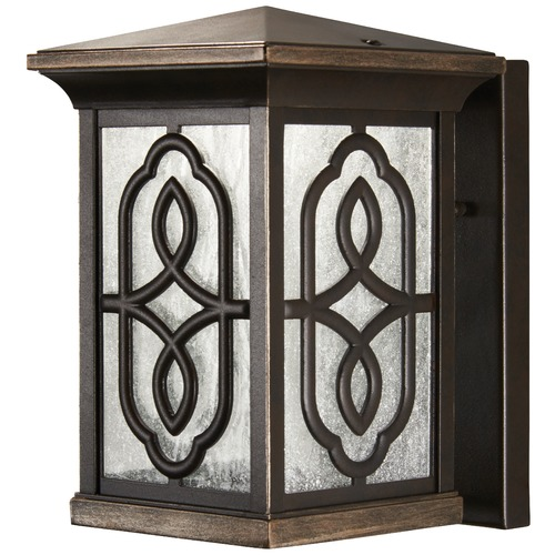Minka Lavery Minka Lighting Seneca Square Whisper Bronze LED Outdoor Wall Light 72221-571-L