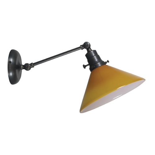House of Troy Lighting House Of Troy Otis Oil Rubbed Bronze Wall Lamp OT675-OB-AM
