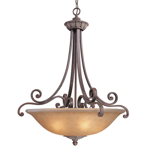 Dolan Designs Lighting Five-Light Pendant Light 821-38