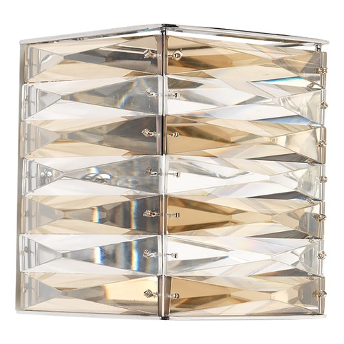 Progress Lighting Progress Lighting the Pointe Polished Chrome Sconce P7134-15