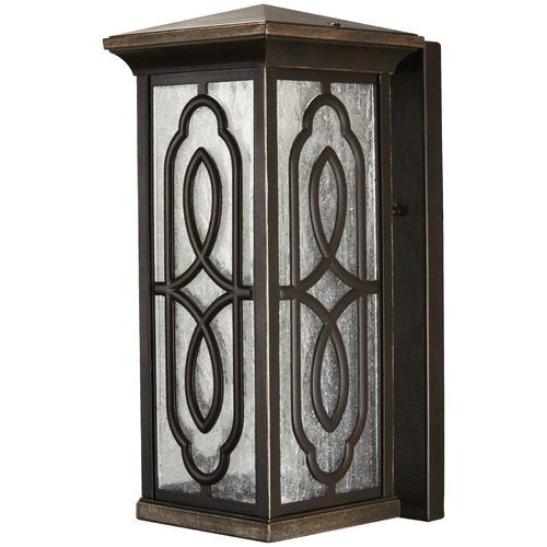 Minka Lavery Minka Lighting Seneca Square Whisper Bronze LED Outdoor Wall Light 72222-571-L