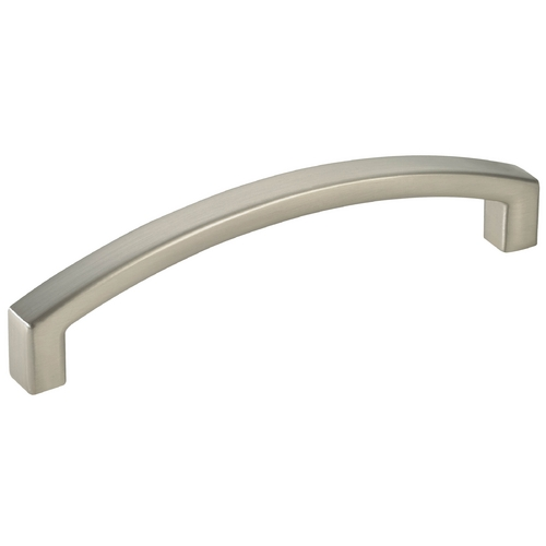 Seattle Hardware Co Seattle Hardware Satin Nickel Cabinet Pull - 4-inch Center to Center HW23-438-09