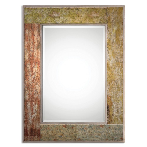 Uttermost Lighting Uttermost Romy Rust Mirror 13929