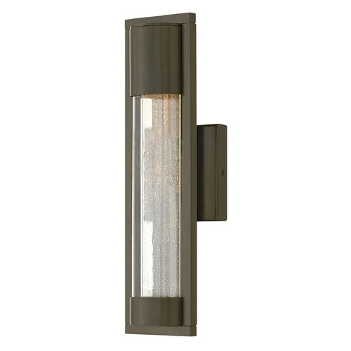Hinkley Lighting Hinkley Lighting Mist Bronze Outdoor Wall Light 1220BZ