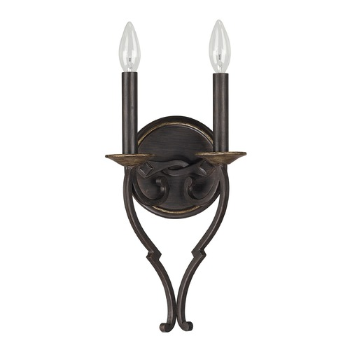 Capital Lighting Capital Lighting Wyatt Surrey Sconce 4252SY-000