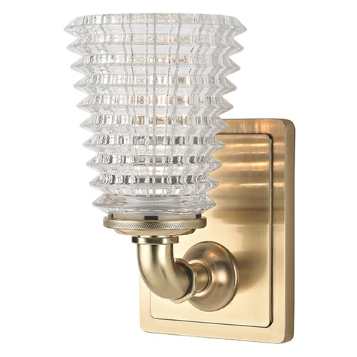 Hudson Valley Lighting Westbrook 1 Light Sconce - Aged Brass 6221-AGB