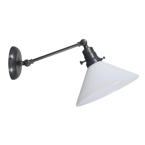 House of Troy Lighting House Of Troy Otis Oil Rubbed Bronze Wall Lamp OT675-OB-WT