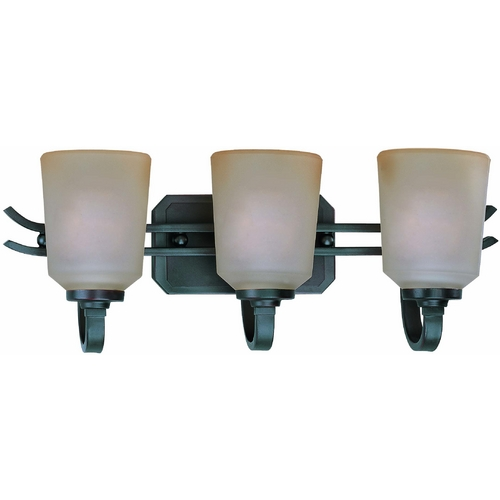 Lite Source Lighting Lite Source Lighting Rupert Aged Copper Bathroom Light LS-16743